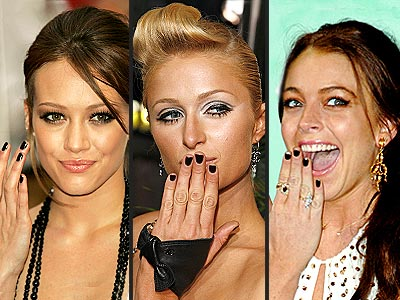 95% of Lesbians Keep Their Fingernails Short, All Hands On
